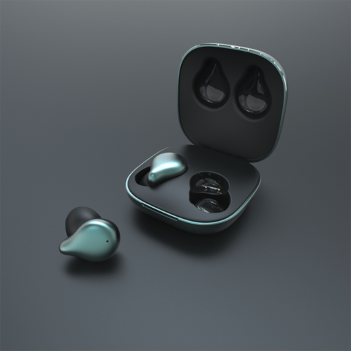 Wireless earbuds M20 Midnight Green