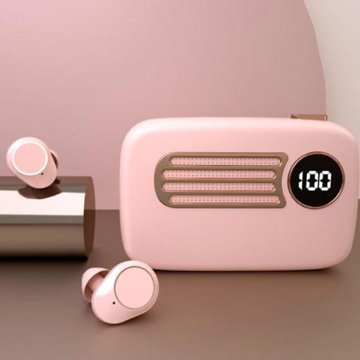 True Bluetooth Earbuds