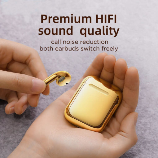 Custom Wireless Earbuds