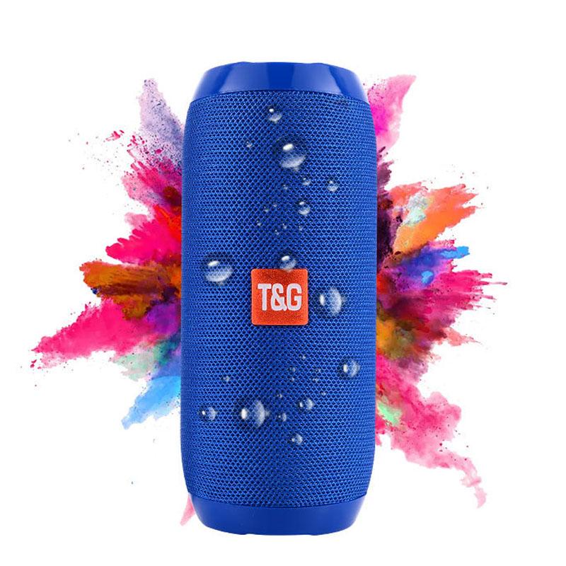 Wireless Bluetooth speaker experience: TG117