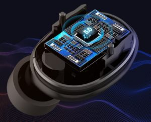 A touch calibration method and TWS headset with touch function and process