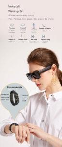 Bone Conduction Glasses