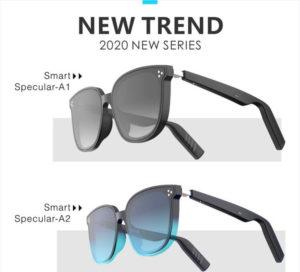 bluetooth polarized sunglasses
