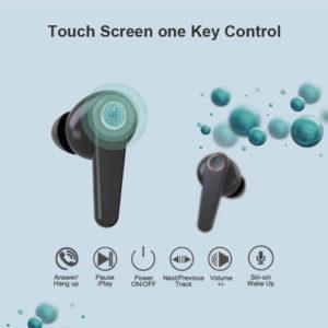 True Wireless Noise Cancelling Earbuds