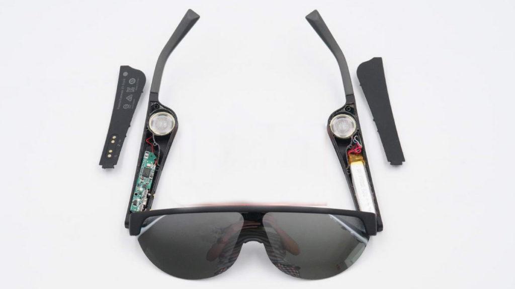 Rapoo Z1 style smart audio glasses