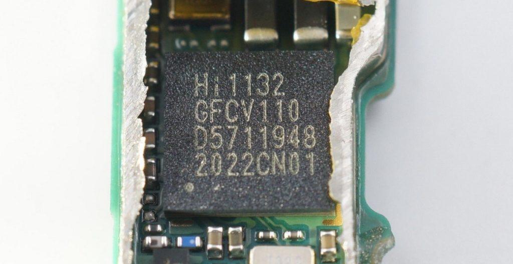 HiSilicon Hi1132 main control chip