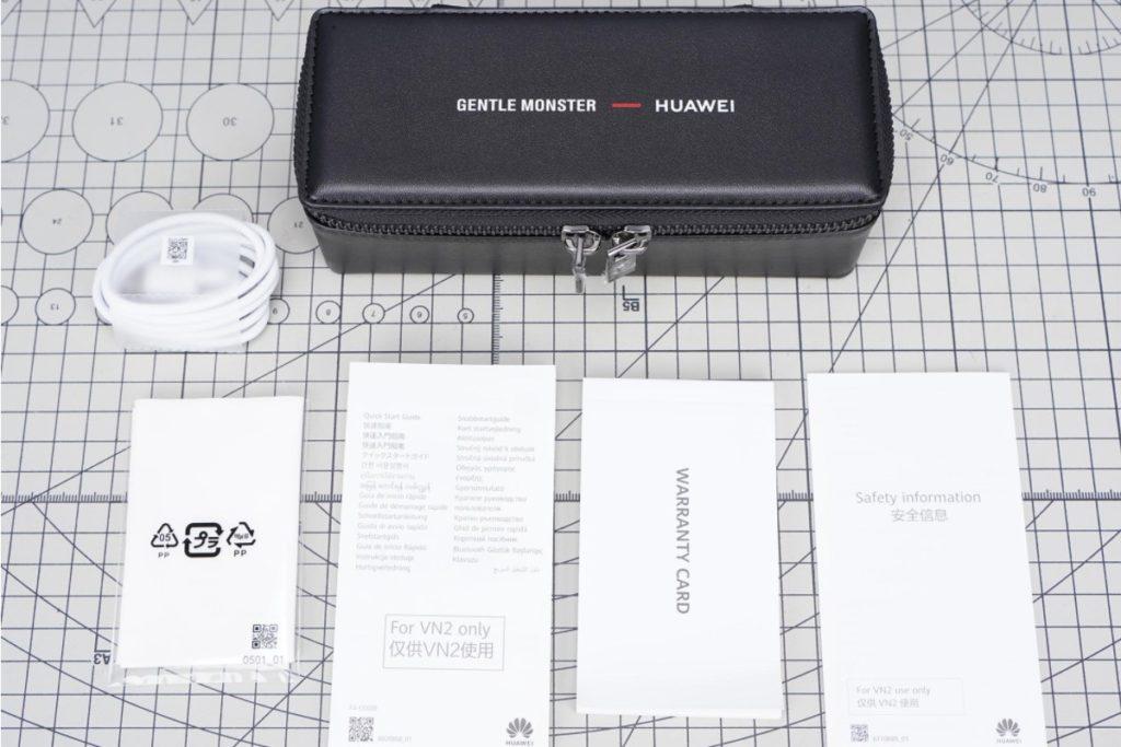 Huawei Eyewear II accessory box