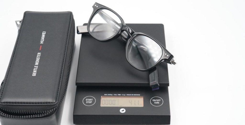 Huawei Eyewear II glasses weight