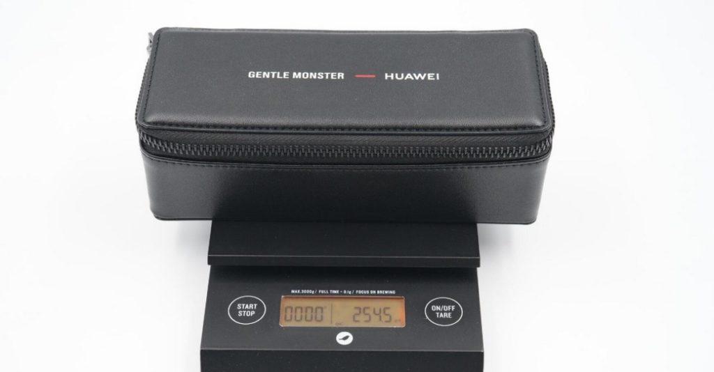 Huawei Eyewear II overall weight