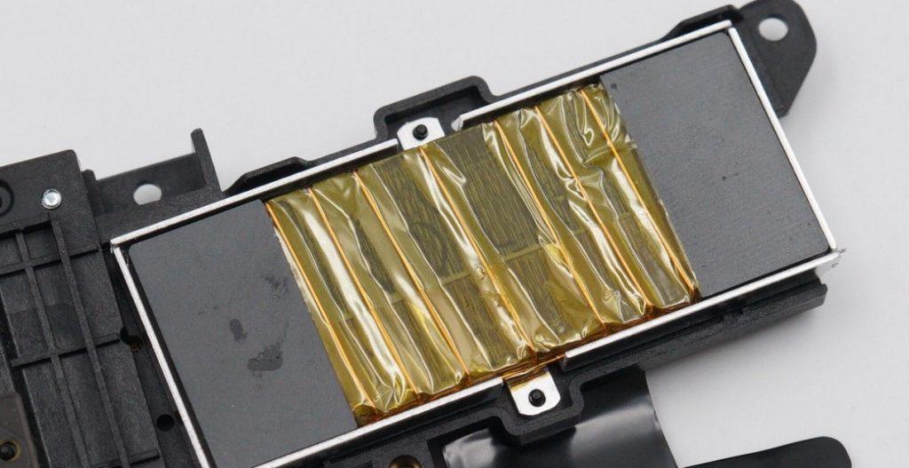 Huawei Eyewear II wireless charging coil