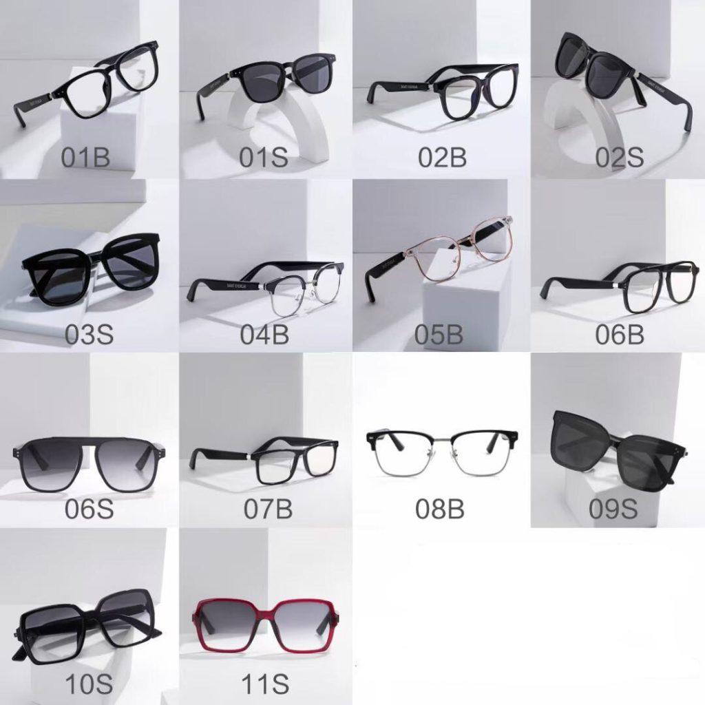 Corsca Bluetooth audio glasses