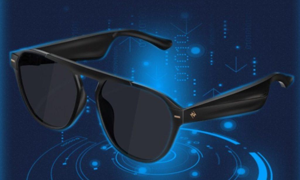 Hellen Keller smart audio sunglasses