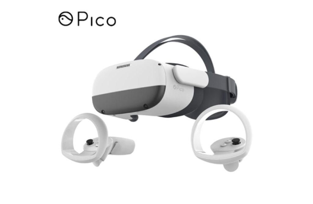 Pico Neo 3 VR smart glasses