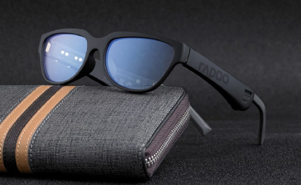 RAPOO Z1 SPORT Bluetooth audio glasses