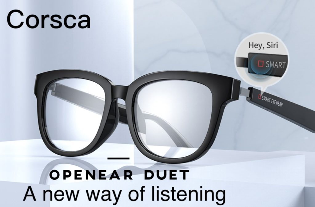 audio glasses