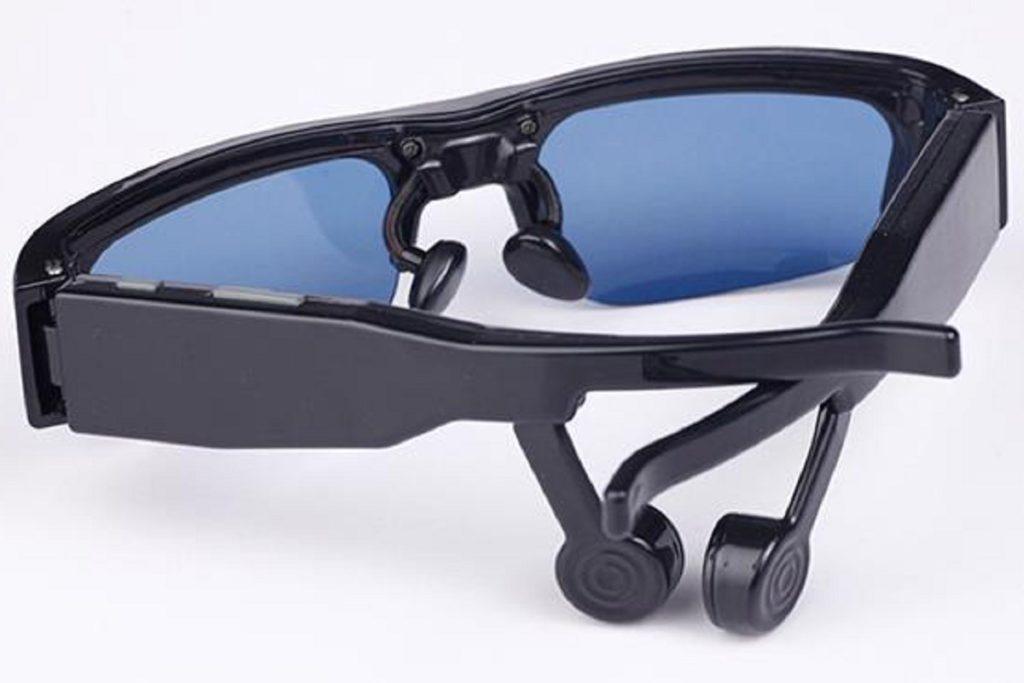 Bone conduction Smart glasses