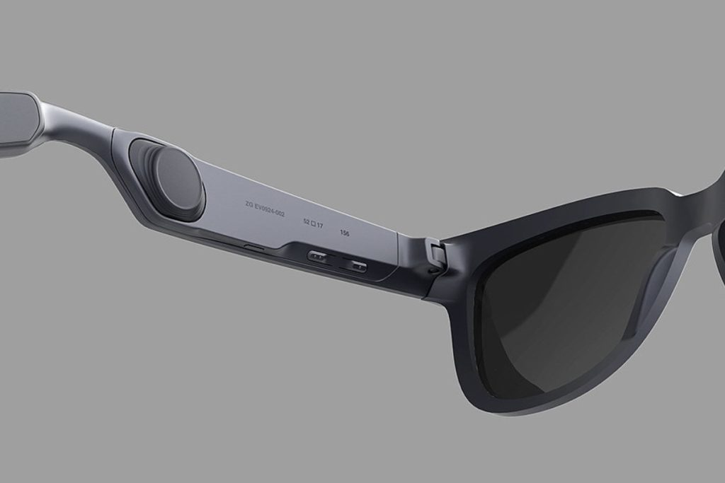bone conduction Bluetooth glasses
