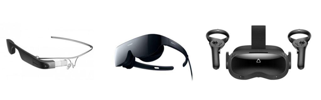 AR VR MR